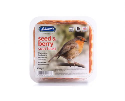Seed & Berry Suet Feasts